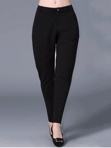 New Plus Size Casual Carrot Pants