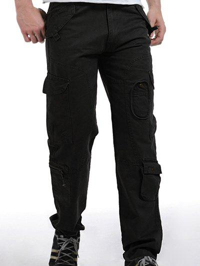 Store Zip Fly Pockets Military Army Cargo Pants
