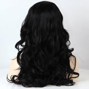 Adiors Fluffy Wave Long Centre Parting Capless Synthetic Wig -