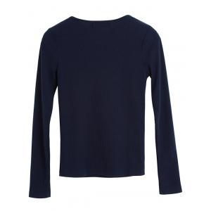 Hollow Out Pullover Knitwear -
