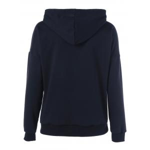 Enjoying Christmas Pullover Hoodie - BLACK L