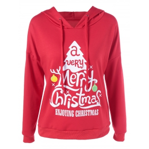 Enjoying Christmas Pullover Hoodie