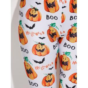 Tight Fit Halloween Leggings -