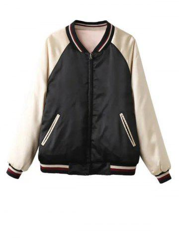 Fancy Double Side Embriodered Jacket