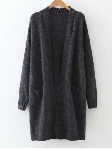 Hot Soft Longline Cardigan