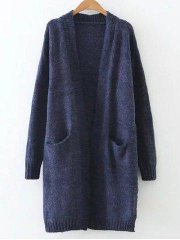 Fashion Soft Longline Cardigan