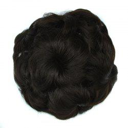 Bouffant Curly High Temperature Fiber Hair Bun