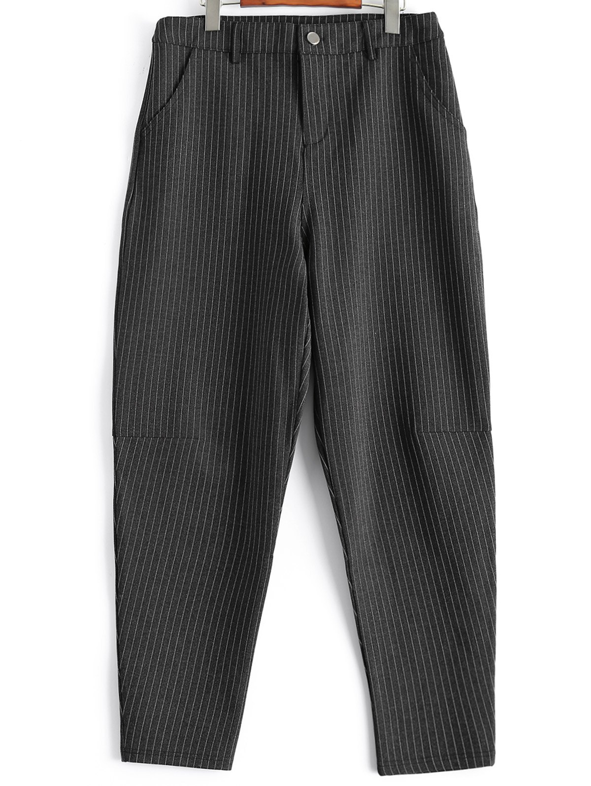 Sale Plus Size Striped Harem Pants