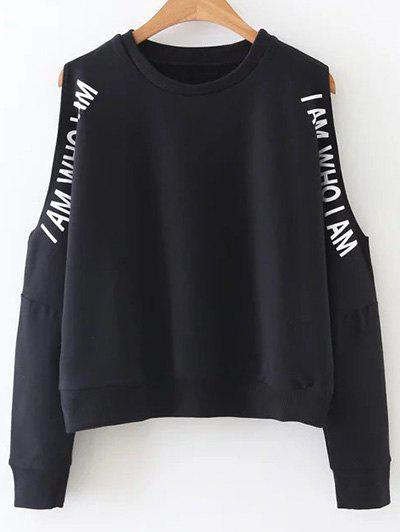 am Cut Sweatshirt M