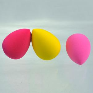 5 Pcs Teardrop Water Swellable Makeup Sponge -