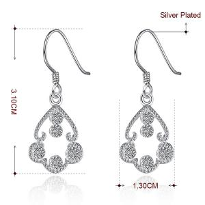 Rhinestone Jewelry Set -