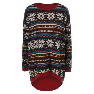 High Low Pullover -