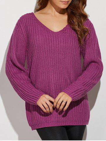 Online V Neck Crochet Pattern Sweater