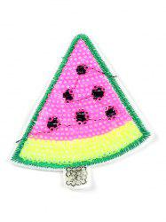 10 PCS Watermelon Embroidered Sequins Patches -
