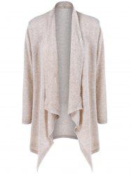 Loose Asymmetrical Cardigan