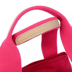 Pockets Magnetic Closure Zippers Tote Bag -