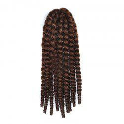 Stylish Long Kanekalon Synthetic Twist Braided Hair Extension