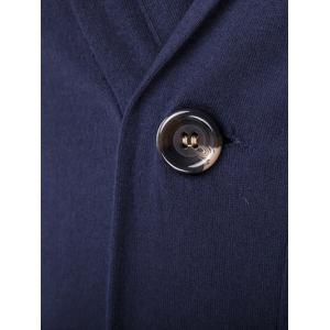 Slim Fit Shawl Collar Button Up Cardigan -