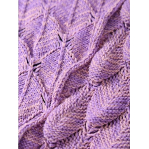 Winter Thicken Crochet Throw Wrap Mermaid Blanket -