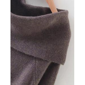 Stretchy Fitting Turtleneck Kintwear -