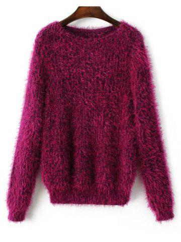 New Fluffy Pullover Sweater