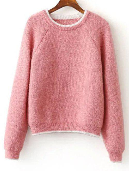 Outfits Raglan Sleeve Jumper Sweater