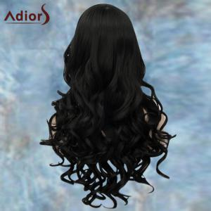 Adiors Long Side Parting Wavy Lolita Synthetic Wig -