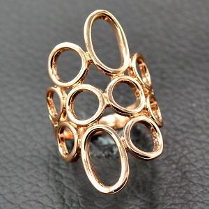 Boho Circle Hollow Out Ring