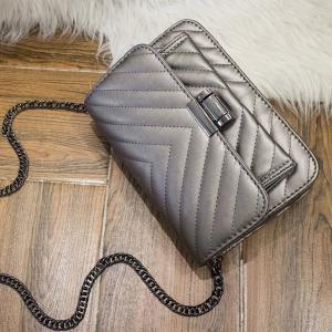 Quilted Chains Crossbody bag -