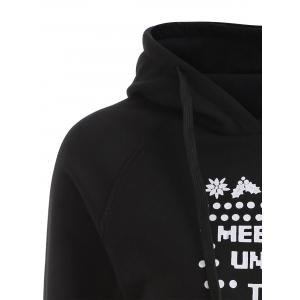 Meet Me Under The Mistletoe Christmas Hoodie -