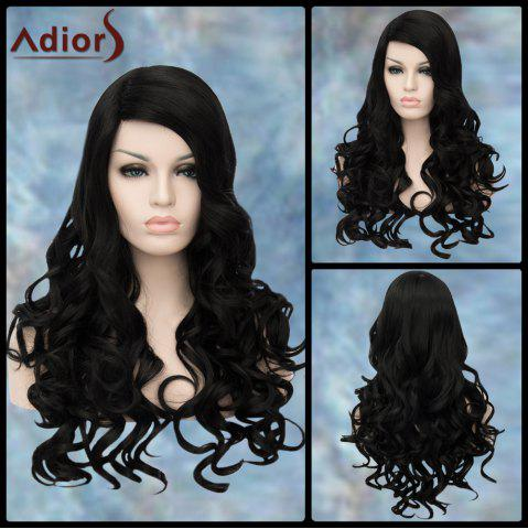 Fashion Adiors Long Side Parting Wavy Lolita Synthetic Wig