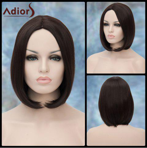 Outfit Adiors Short Centre Parting Straight Bob Synthetic Wig