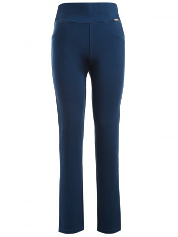 Shops Plus Size Pocket Skinny Leggings
