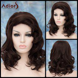 Adiors Medium Shaggy Wavy Synthetic Wig