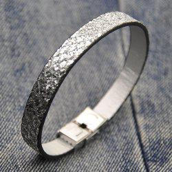 Artificial Leather Bracelet