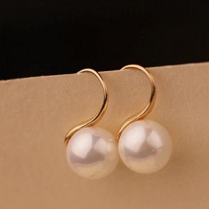 Artificial Pearl Earrings -