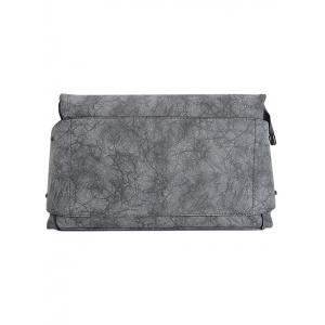 PU Leather Clutch Bag -