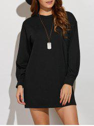 Active Mini Sweatshirt Dress