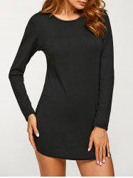 Casual Long Sleeve Bodycon Dress