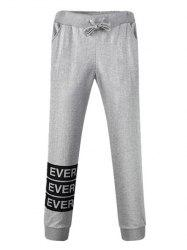 Mid Rise Drawstring Ever Jogger Pants