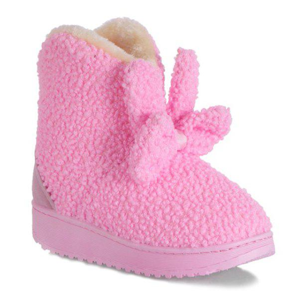 Shops Bowkont Platform Flocking Snow Boots