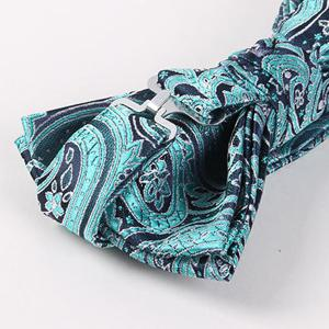 Ethnic Style Bowknot Bow Tie - GREEN
