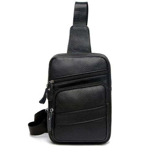 New Faux Leather Vintage Chest Pack