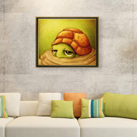 Online DIY Beads Painting Cartoon Turtle Animal Cross Stitch - COLORMIX  Mobile