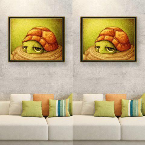 New DIY Beads Painting Cartoon Turtle Animal Cross Stitch - COLORMIX  Mobile