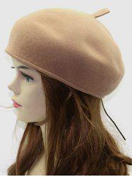 Winter Warm Wool Beret French Hat