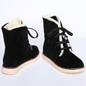 Suede Lace-Up снегоступы -