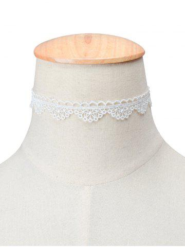Hot Retro Lace Choker Necklace