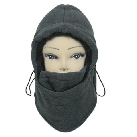 Épaississent hiver Vent Stopper Face Mask Neck Warmer Cycling Cap