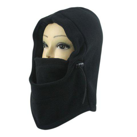 New Wind Winter Stopper Face Mask Neck Warmer Cycling Cap - BLACK  Mobile
